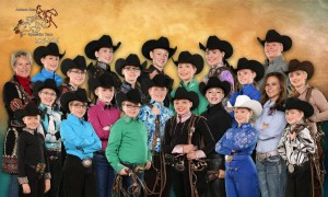 2015-16 Autumn Rose Farm Middle School Western Team